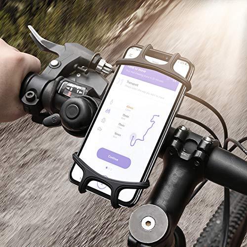 Fahrrad Handyhalterung Motorrad Handy Fahrrad Handyhalter, Universal Motorrad Handyhalterung Mit, für 4