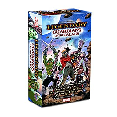 Upper Deck Marvel Legendary Guardians of The Galaxy Board Game