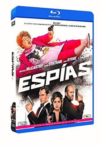Espías Blu-Ray [Blu-ray]