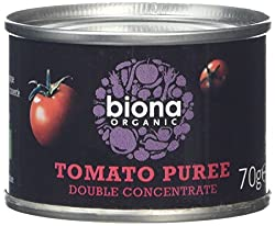 Great tasting, thought fully prepared food to complement an ethical lifestyle Highest quality and completely natural ingredients Ideal for adding extra flavour to curry pastes and sauces, pasta sauces and soups Made from Organic tomatoes Excellent at...