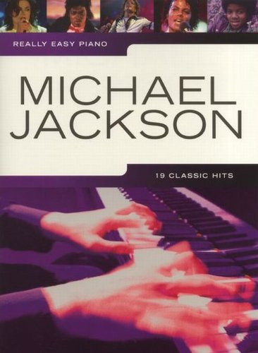 Really Easy Piano Jackson Michael