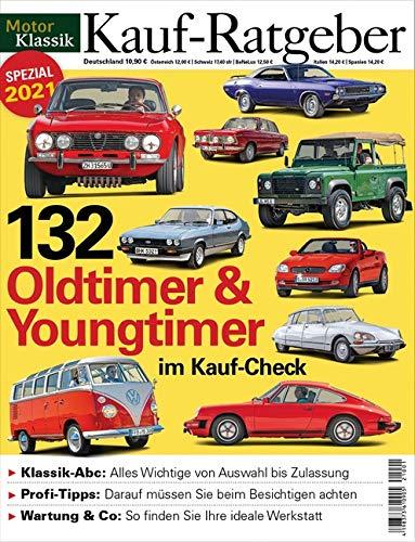 Motor Klassik Kaufratgeber 132 Oldtimer und Youngtimer