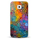 JEPER Funda Galaxy S6/S6 Edge/S6 Edge Plus/S7/S7 Edge Carcasa Silicona Transparent Protector TPU Ultra-Delgado Anti-Arañazos Mármol Case Teléfono Galaxy Funda (Samsung Galaxy S7 Edge, Mármol 07)