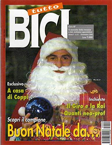 Tutto Bici 8 dicembre 1995 Olano-De Rosa-Rebellin-Fausto Coppi-Bramati-Zampieri