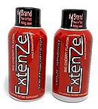 Extenze Male Enhancement, Maximum Strength, Big Cherry Flavor, 2 ct.