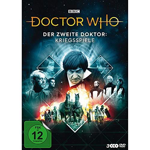 Der zweite Doktor: Kriegsspiele (3 DVDs)
