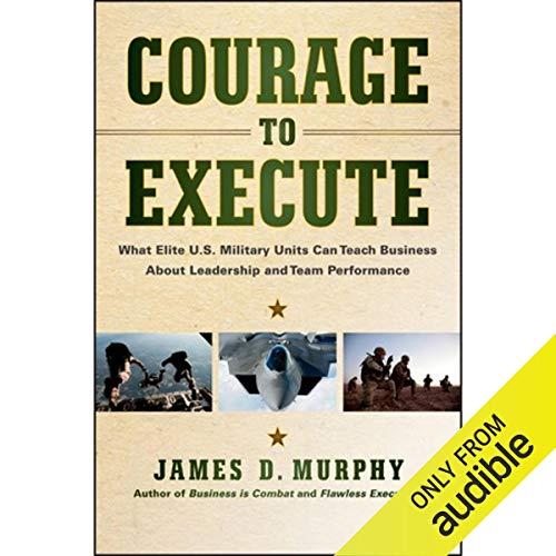 Couverture de Courage to Execute