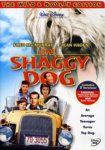 The Shaggy Dog (Wild & Woolly Ed...