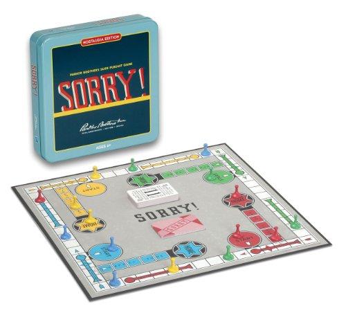 Winning Solutions Sorry Nostalgia Tin