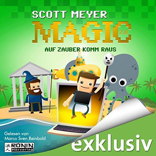 Auf Zauber komm raus (Magic 2.0, 2) audiobook cover art