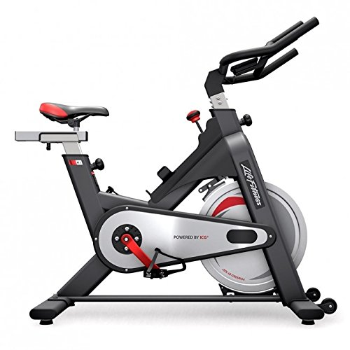 Life Fitness Tomahawk IC1 Bicicleta de Spinning: Amazon.es ...
