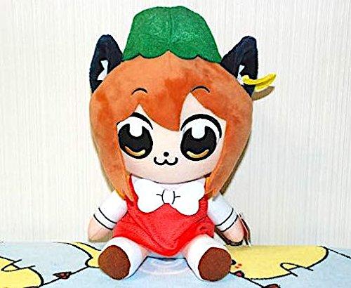 東方ぬいぐるみシリーズ14 橙 ふもふもちぇん。