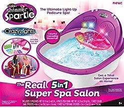 shimmer n sparkle spa salon