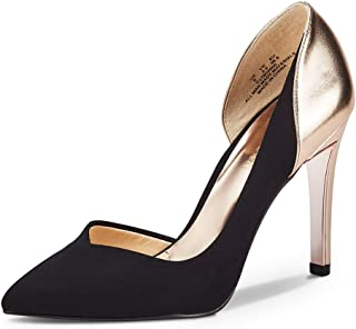 Best gold heels with black dress Reviews