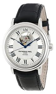 Raymond Weil Men's 2827-STC-00659 Maestro Silver Dial Watch image