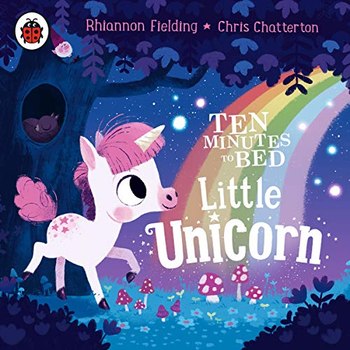 Ten Minutes to Bed: Little Unicorn audiobook cover art
