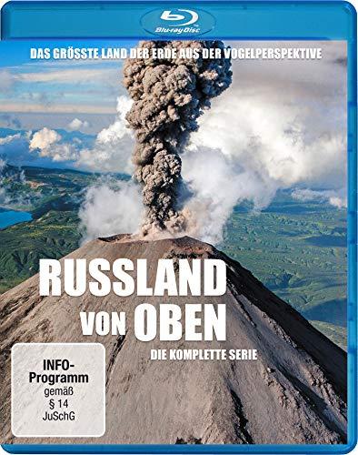 Russland von oben - Die komplette Serie [Blu-ray]