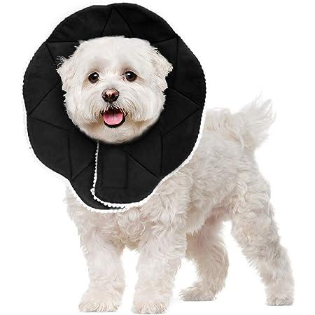 Cone of Shame Recovery Cone Post Surgery Dog Collar Pillow Collar Dog E Collar Dog Surgery Cone Bone of Shame Soft Dog E Collar