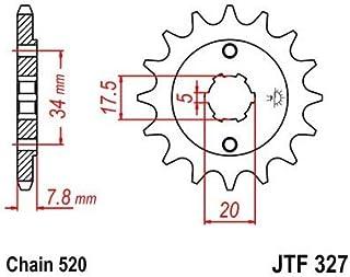 JT pignons Jtf281.16/16T Pignon Avant en Acier