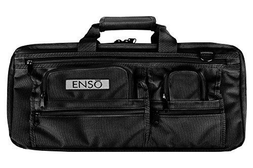 Enso Chef Knife Bag - 18 Pocket Professional Chefs Case -...