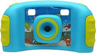 Cámara para niños Cámara digital multifuncional niños con 2 pulgadas de alta definición de pantalla táctil 2 colores Cámaras digitales Gran regalo for los niños de la Infancia Cámaras digitales para n