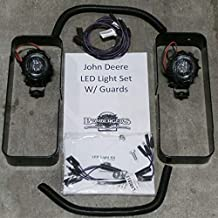 John Deere LED Set W/Guards BLV10497 BLV10400 1023E 1025R
