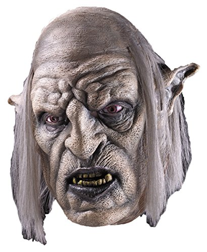 Rubie's Orc Maske Chef Herr der Ringe Erwachsenen