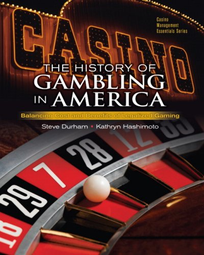 The History of Gambling in America