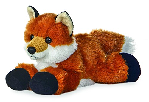 Aurora World 31290 Mini Flopsies - Foxxie 8in