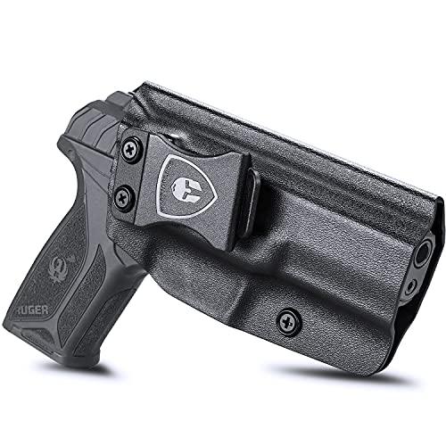 Ruger Security 9mm Holster, IWB Kydex Holster Fit: Ruger...