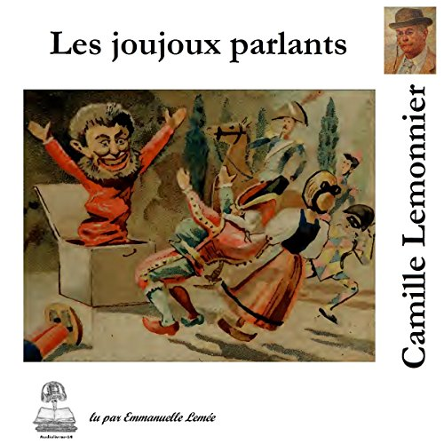 Les joujoux parlants audiobook cover art