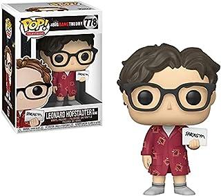 Boneco Pop Funko Big Bang Theory Leonard #778