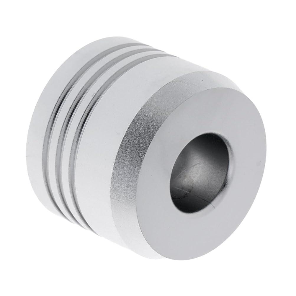 本当のことを言うとジェットアッパーKesoto セーフティカミソリスタンド スタンド メンズ シェービング カミソリホルダー サポート 調節可能 シェーバーベース 2色選べ   - 銀