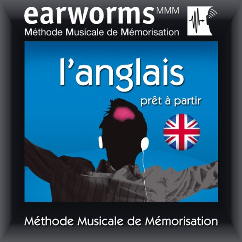 Earworms MMM - l'Anglais audiobook cover art