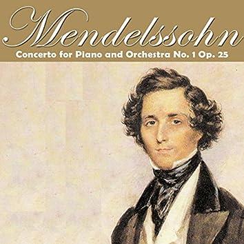 Mendelssohn: Piano Concerto No. 1, Op. 25
