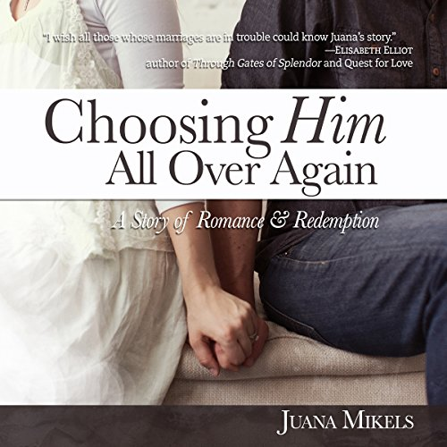 Choosing Him All Over Again audiobook cover art