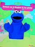 Libro marioneta Monstruo de las galletas: Merienda con el Monstruo de las galletas (Libro Marioneta (planeta))