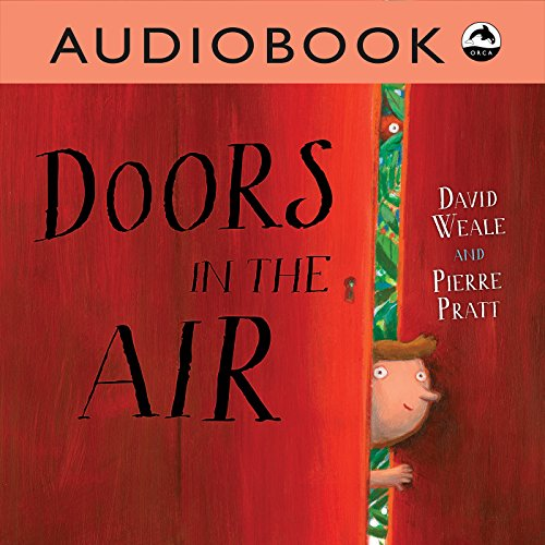 Doors in the Air audiobook cover art