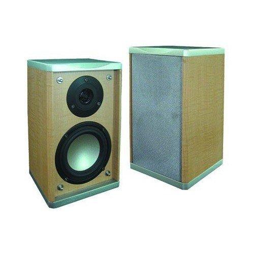 Satelliten Lautsprecher Stereo Set Home Cinema Heimkinoanlage 25W McVoice S5.0 757221