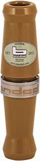 BANDED Big Goose Call, Tan Delrin (7350)