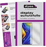 dipos I 6X Schutzfolie klar kompatibel mit Xiaomi Mi Mix 3 Folie Bildschirmschutzfolie