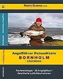Angelführer Bornholm 58 Angelplätze mit Luftbildaufnahmen und GPS-Punkten