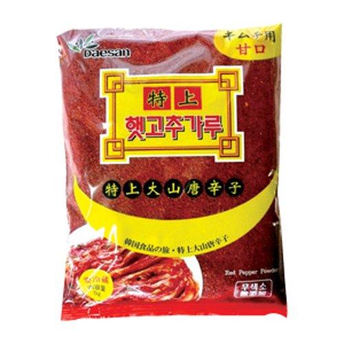 ヘッキムチ用唐辛子10kg