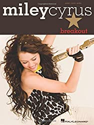 Miley Cyrus - Breakout: Piano - Vocal - Guitar