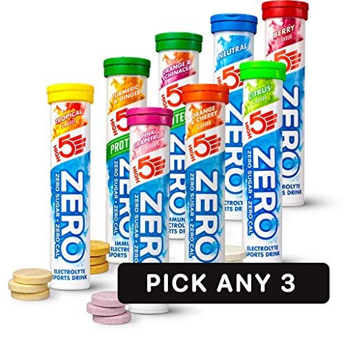 HIGH5 ZERO Pick Any 3 - Electrolyte Hydration Tablets
