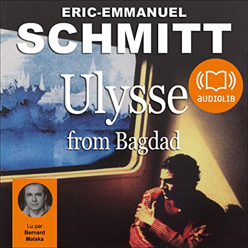 Ulysse from Bagdad  audiobook cover art