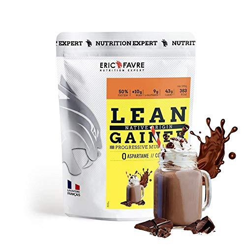 Lean Gainer - Protéines natives pour prise de masse progressive et contrôlée - Chocolat