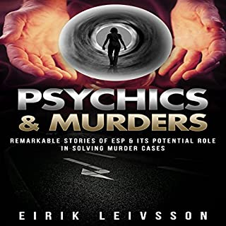 Psychics & Murders cover art