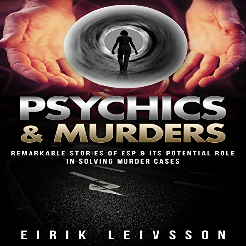 Psychics & Murders audiobook cover art