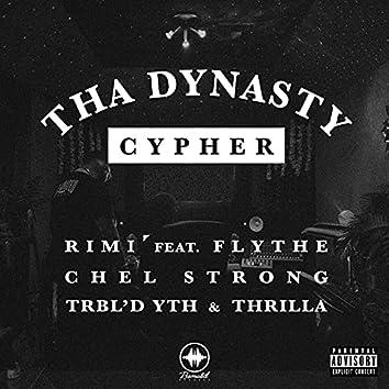 Tha Dynasty (feat. Flythe, Chel Strong, Trbl'd YTH & Thrilla) [Cypher] (Cypher)
